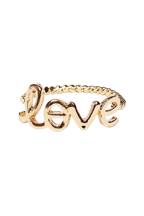 Mrs. Love Ring