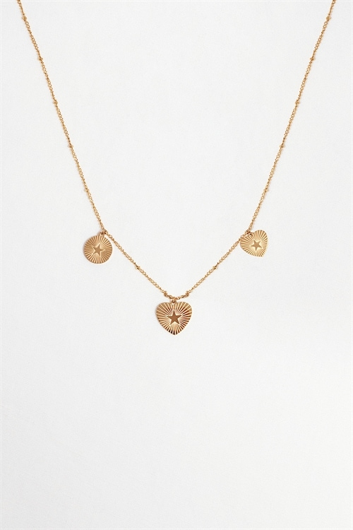 Tripple Star Necklace