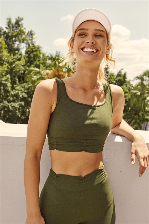 Mindfulness Seamless Sports Bra
