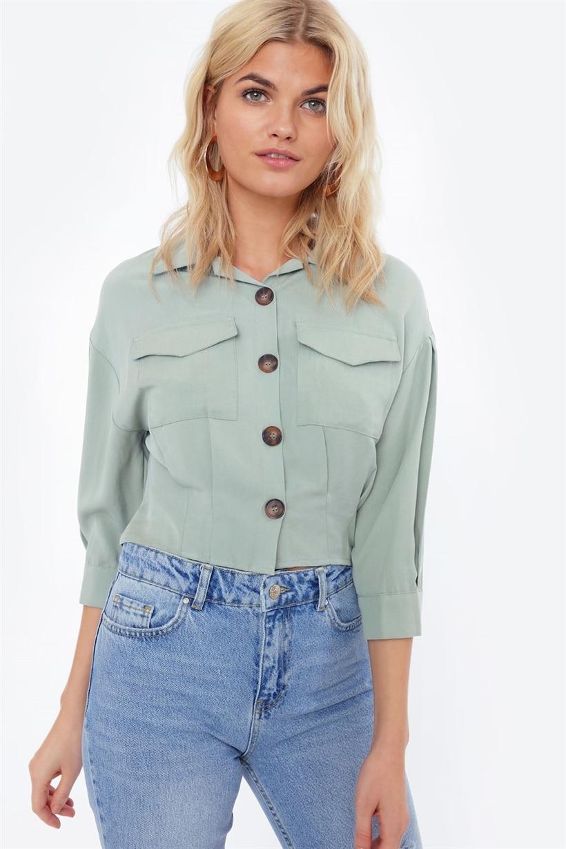 Kläder - Blusar på nätet - Online Store - CHIQUELLE.COM c1dbe6456040b